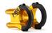 NS Bikes Quantum Lite - Potence Downhill - Ø 31,8 mm noir/Or